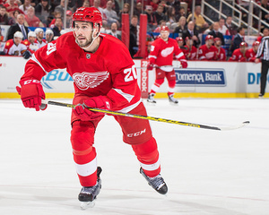 Red Wings to put forward Drew Miller on waviers