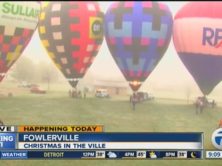 Christmas in the Ville happening Saturday