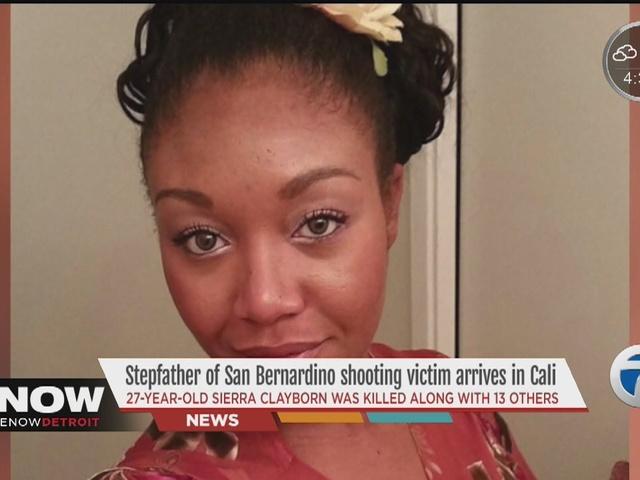 Father of San Bernardino attack victim speaks