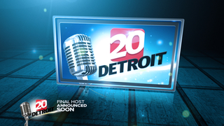 TV20 Detroit host search: Stay tuned!