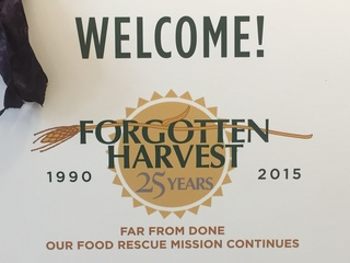 Detroit 2020 honors Forgotten Harvest