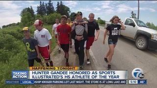 Sports Illustrated to honor Monroe County teen
