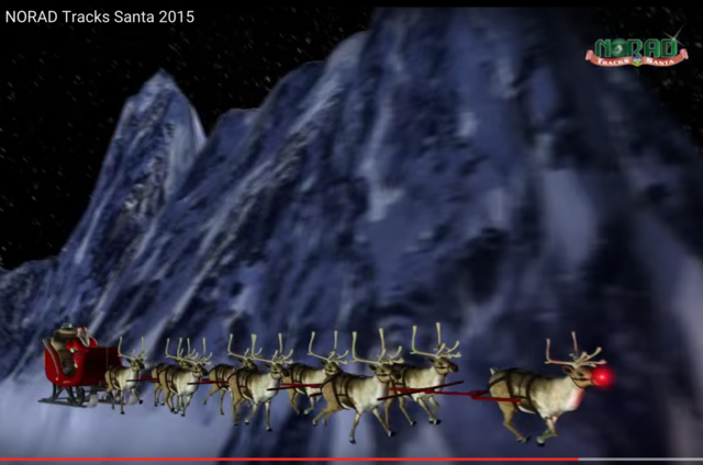 SANTA TRACKER: Follow Old St. Nick around the globe