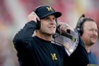 Harbaugh cancels Samoa camp over Zika concerns