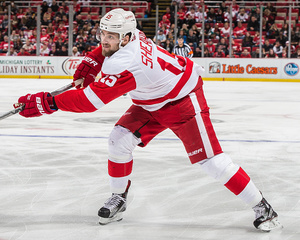 Red Wings re-sign Sheahan, Lashoff