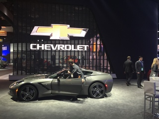 PHOTOS: Every display at 2016 Detroit Auto Show