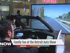 VIDEO: Finding the fun stuff at the auto show