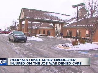 Fire officials upset at Dundee urgent care