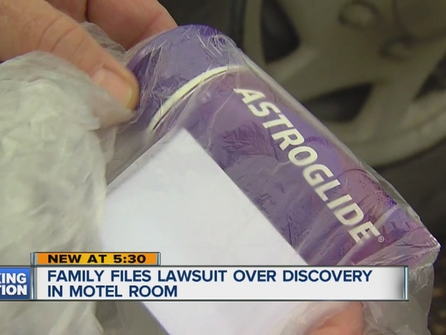 yukikax imagesize:640x480 3 Macomb County family sues Super 8 Motel after their daughter finds used sex  lube on the floor - WXYZ.com