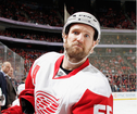 No retirement talk: Kronwall intends to return