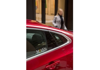 New GM car-sharing service comes to Ann Arbor