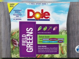 1 person dead from listeria linked to Dole salad