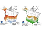 Warmer and drier February expected