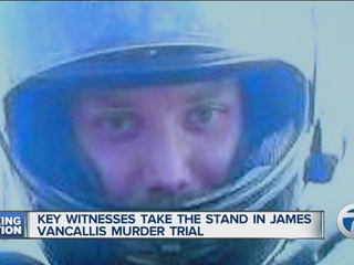 Witness identifies VanCallis in Millsap trial