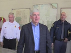 Snyder won't suspend officials charged in Flint