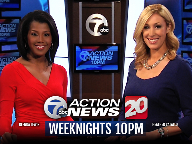Watch 7 Action News at 10 p.m. on TV20 Detroit
