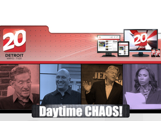 What's On? Daytime CHAOS!