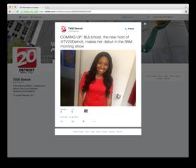 Follow @TV20Detroit on Twitter