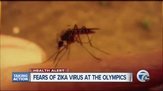 Advice sent to Olympic committees on Zika virus