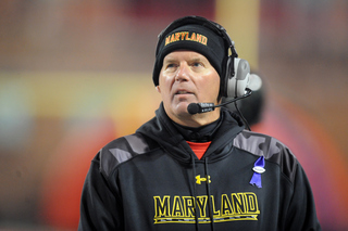 Lions hire former Maryland coach Edsall