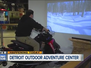 Detroit Outdoor Adventure Center
