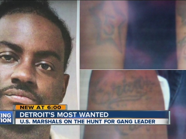 Detroit's Most Wanted: Gang leader Kenneth Smith