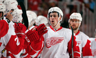 Larkin, Red Wings teammates embracing 'D-Boss'