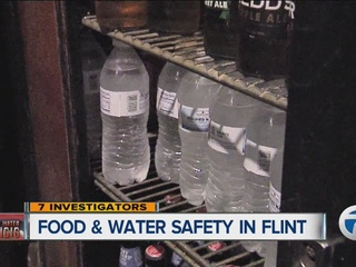 Food inspectors checking on Flint businesses