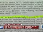 Local man accused of planning terror attack
