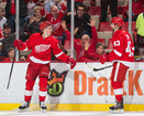 Red Wings roll to first home win of 2016