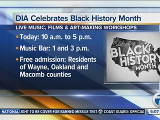 DIA celebrates Black History Month