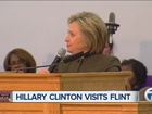 WATCH: Hillary Clinton speaks at Flint church