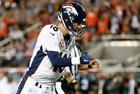 Broncos defense dominates in Super Bowl win