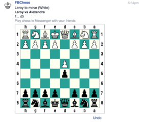 Code lets you play hidden chess game on Facebook