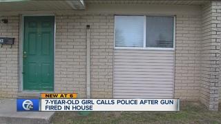 7-year-old calls 911 to report gunshot