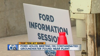 Ford to begin groundwater testing in Livonia