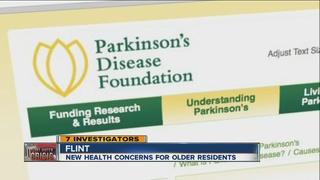 Link between lead and Parkinson's disease?