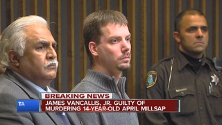 Man found guilty in murder of April Millsap