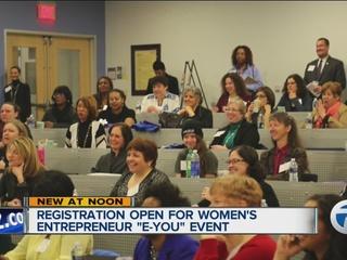 Register For women's entrepreneur conference