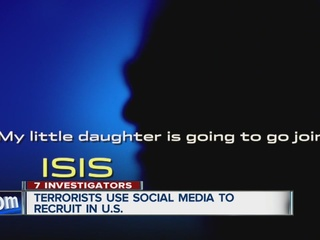 "Father: ""My little daughter going to join ISIS"""
