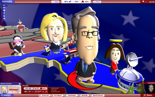 Strategy game puts you on 2016 campaign trail