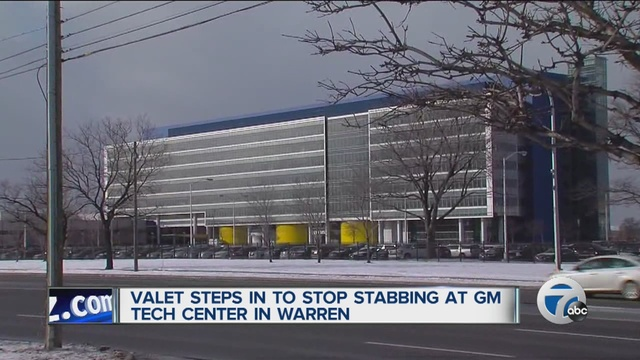 Woman Stabbed At Gm Tech Center In Warren Valet Driver