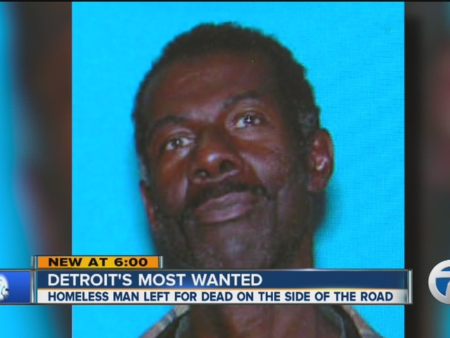 Detroit's Most Wanted - Homeless man left dead