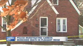 Woman killed, husband sickened from CO poisoning