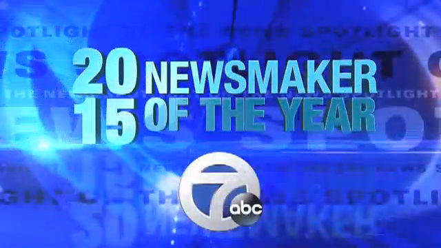 Mike Duggan named WXYZ-TV Newsmaker of the Year