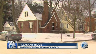 Woman killed husband sickened from CO poisoning