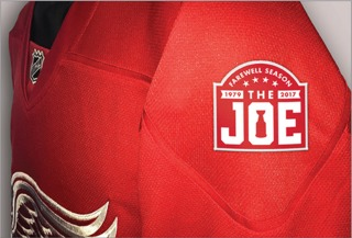 Red Wings give details of last season at the Joe