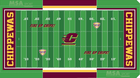 CMU unveils new-look football field for 2016