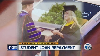 Companies offering help paying student loans