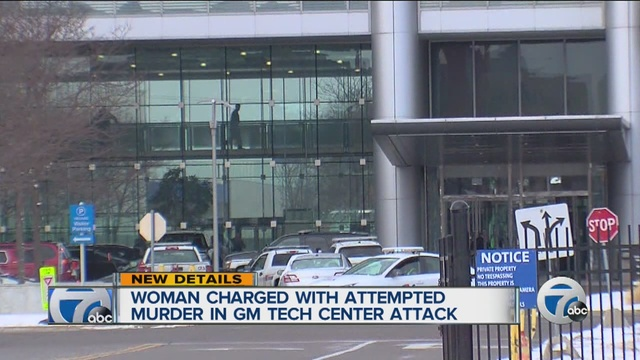 Daughter Charged With Stabbing Mother Nine Times Outside